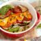 Auberginen-Zucchini-Auflauf