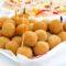 Frittierte gefüllte Oliven – Olive ascolane