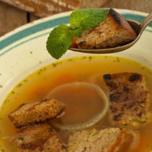 Brotsuppe – Zuppa di pane