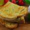 Crostini verde – grünes Knoblauchbrot