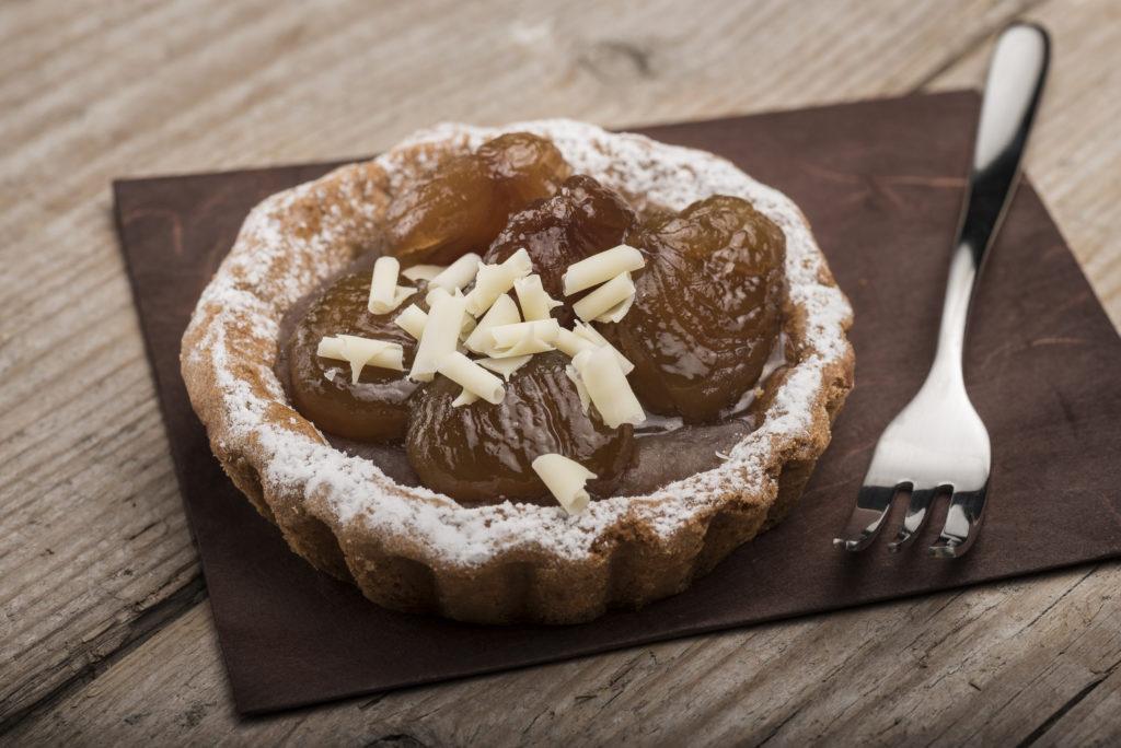 Kastanienkuchen - Torta di castagne