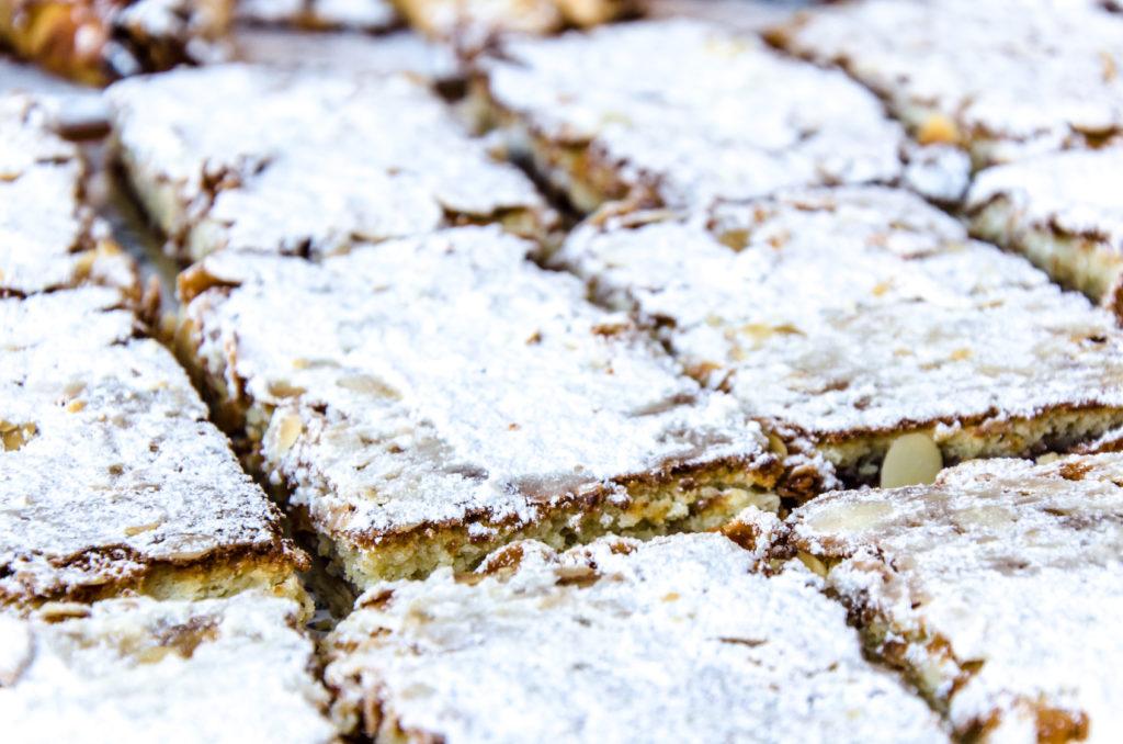 Mandelkuchen - Torta di marzapane