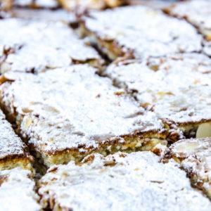 Mandelkuchen – Torta di marzapane