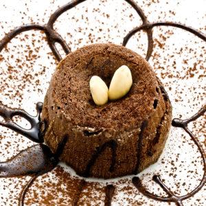 Warme Schokoladentörtchen