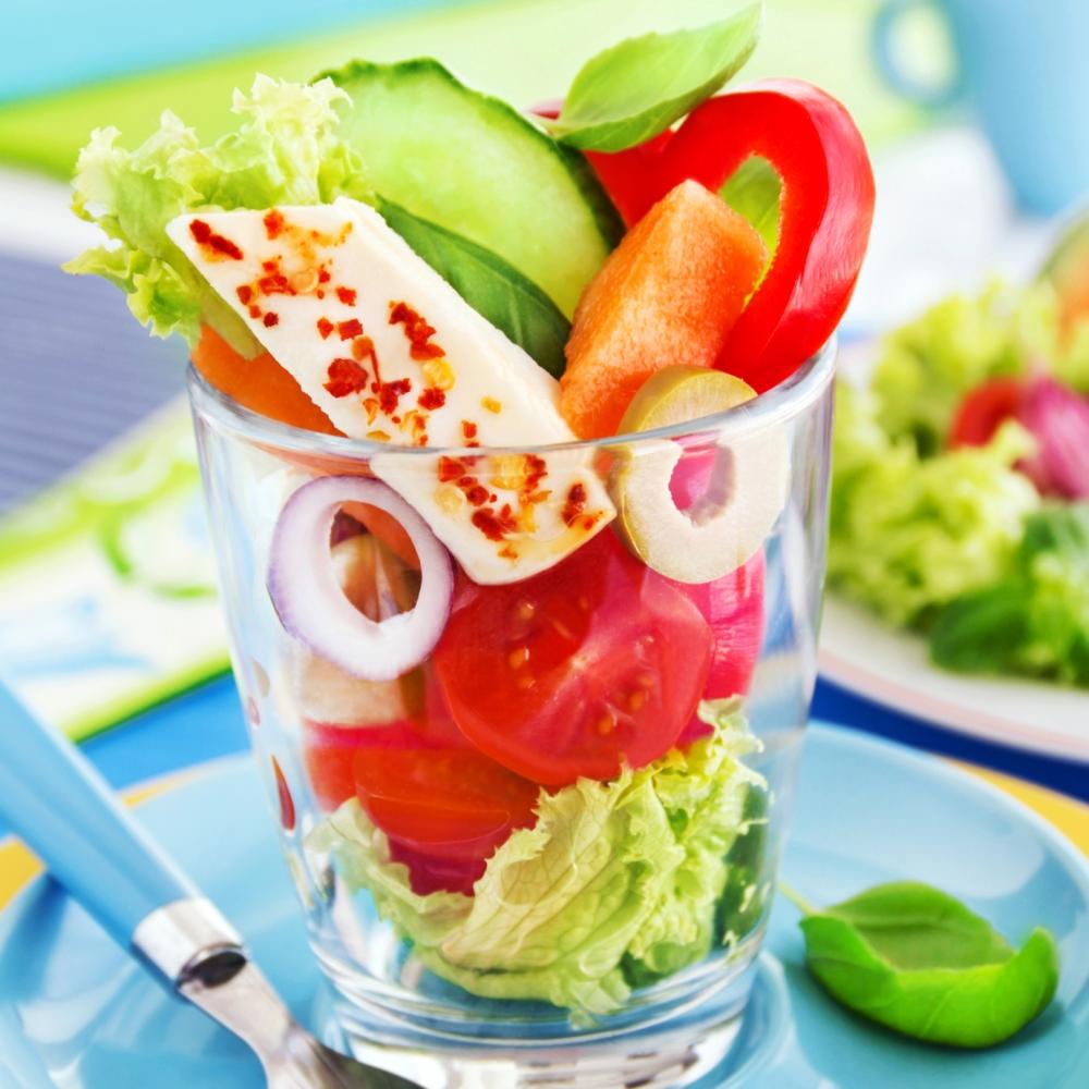 italienische salate ? gesund & lecker - pastaweb.de - Italienisch Küche