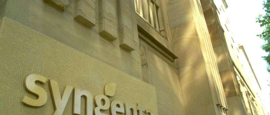 Syngenta mit Sitz in Basel ist weltweit einer der größten Konzerne im Agrargeschäft. Foto: Syngenta