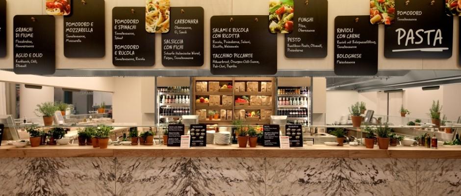 11 Jahre nach der Gründung machte die Restaurantkette Vapiano im letzten Jahr 350 Millionen Euro Umsatz.