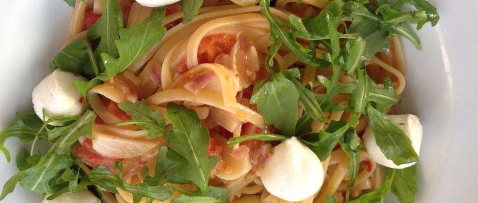 Das fertige Gericht überzeugt im Vergleich zur herkömmlichen Art und Weise der Zubereitung durch ein deutlich intensiveres Aroma.