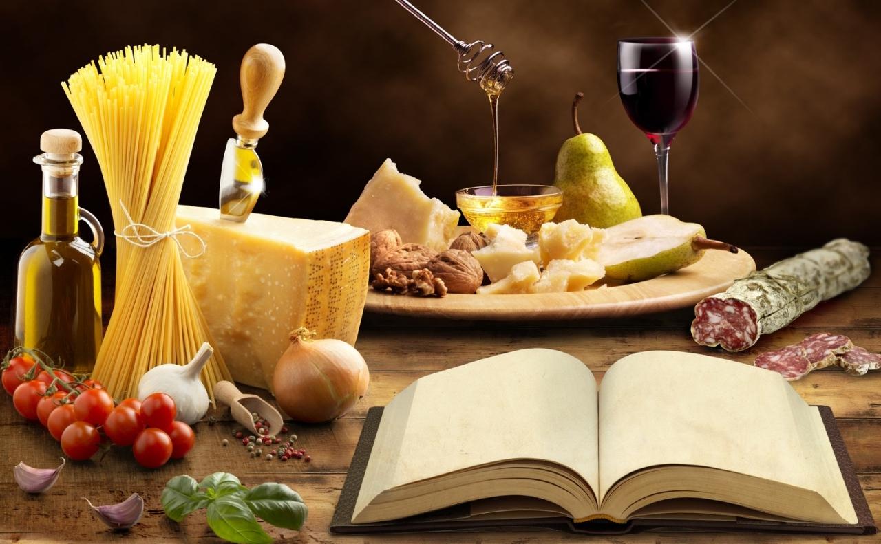Lecker Italienisch kann jeder: die drei besten Kochbücher ... | {Italienische küche 6}
