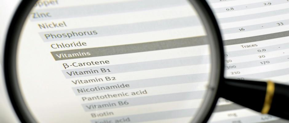 Ab dem 13. Dezember müssen 14 Stoffe, die besonders häufig Allergien auslösen, deutlich gekennzeichnet werden.
