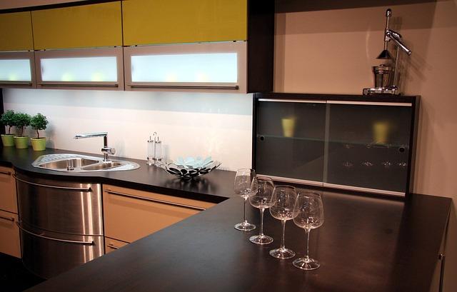 Non Modular Kitchen Designs