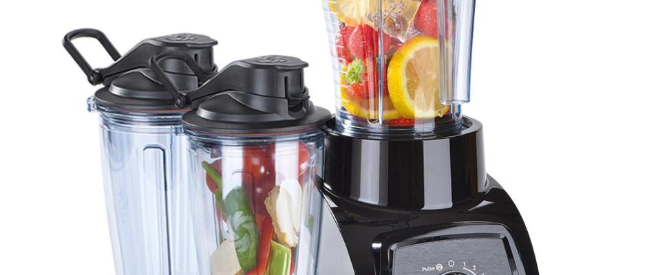 Der Vitamix S30 ist eine Revolution in der Küche: Klein und handlich eignet er sich für jede Küchenzeile.