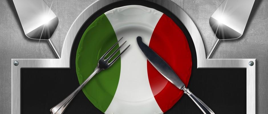 Für 17,9 Prozent der italienischen Bevölkerung hat Essen etwas mit Stolz und Identität zu tun.