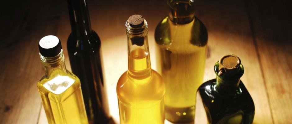 """Die """"Stiftung Warentest"""" testete Speiseöle. Dabei kam heraus, dass teure Öle nicht gleich die besseren sind."""