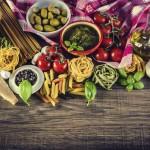 Die mediterrane Küche erfreut sich einer hohen Beliebtheit.