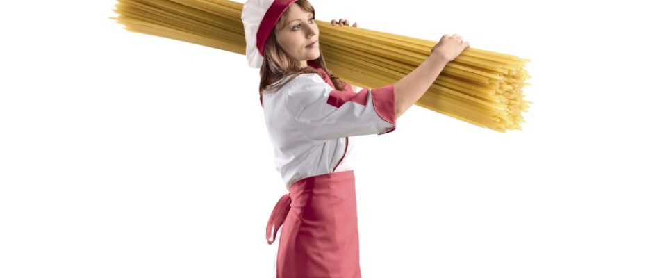 Laut des Ernährungsberichtes spielen Nudeln in den deutschen Küchen nach wie vor eine große Rolle.