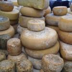 Italien ist eines der Länder mit den meisten Käsesorten.