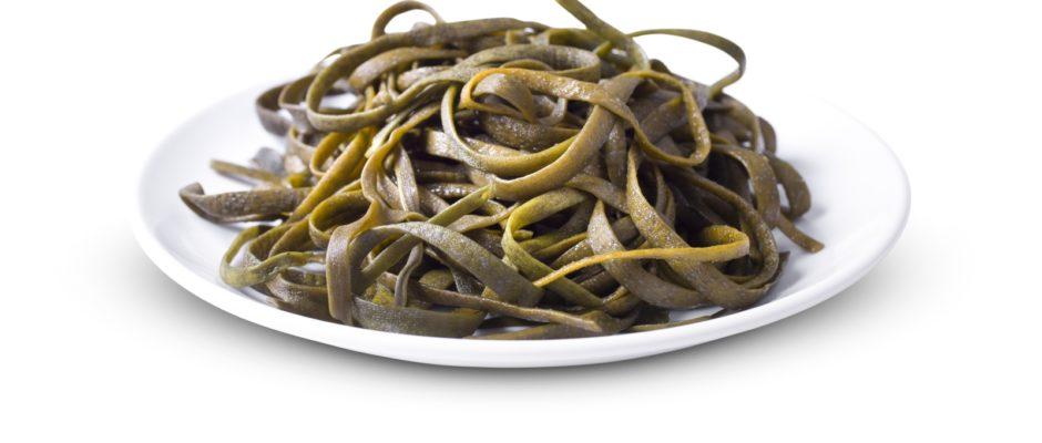 """""""Seamore"""" stellt Pasta aus Seegras her und könnte somit vor allem die Umwelt verbessern. Foto: seamorefood.com"""
