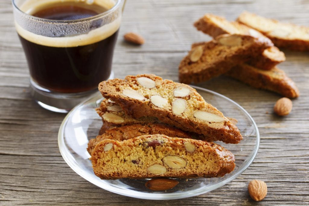 Cantuccini - Mandelkekse
