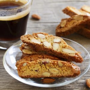Cantuccini – Mandelkekse