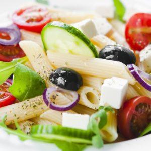 Pasta alla greco