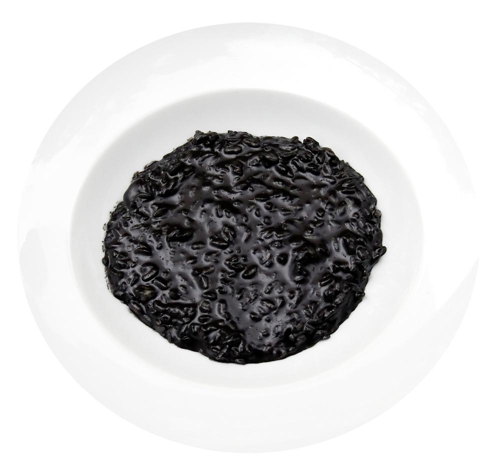 Risotto nero - schwarzes Risotto