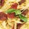 Tagliatelle ai pomodori secchi – mit getrockneten Tomaten