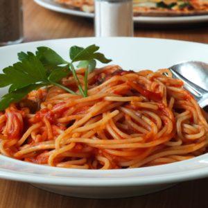Tomatensoße Napoli – Basisrezept für Tomatensoße