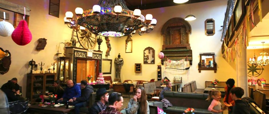 """Erst seit wenigen Wochen ist das Harry-Potter-Restaurant """"Pasta Wiz"""" für die Öffentlichkeit zugänglich. Foto: """"Pasta Wiz"""""""