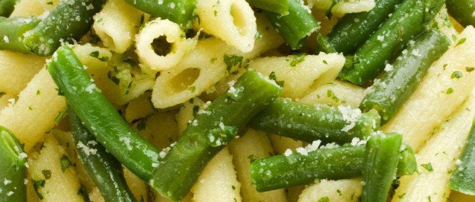 Im Gegensatz zu früheren Jähren stehen Hülsenfrüchte in der Kombination mit Pasta immer öfter auf dem Speiseplan.