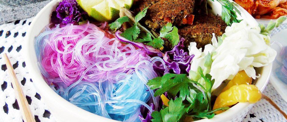 Dank theindiegokitchen.com ist die Einhorn-Pasta derzeit - im wahrsten Sinne - in aller Munde. Foto: theindiegokitchen.com