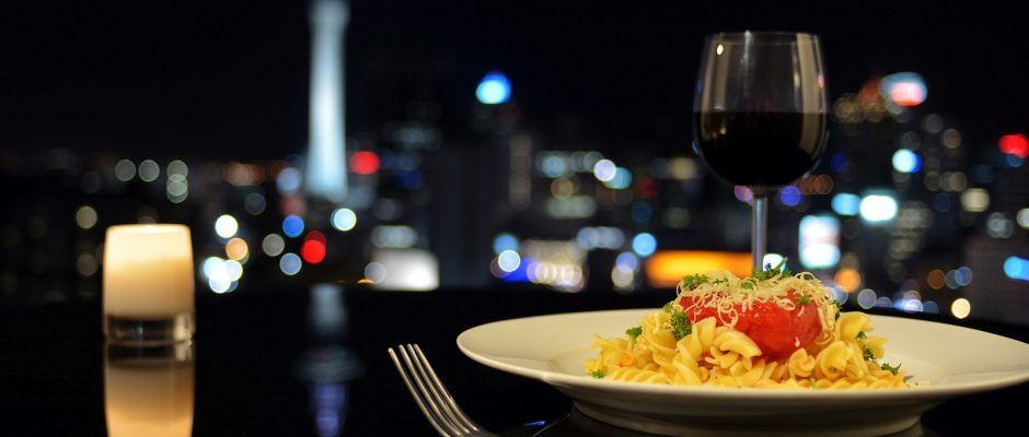 Führt Pasta am Abend zu einem höheren Blutzuckerspiegel? Dieser Frage widmete sich nun eine Studie.