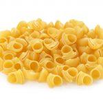 Die Lumaconi ist meist nur im gut sortierten italienischen Lebensmittelladen zu finden.
