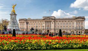 Keine Pasta im Buckingham Palace