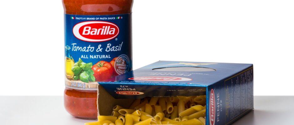 Barilla hat seinen Sitz im italienischen Parma.