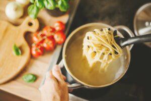 Die angegebene Kochzeit muss genau eingehalten werden? Stimmt nicht!
