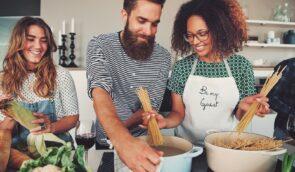 Salz, Öl und Co. – gängige Pastatipps auf dem Prüfstand