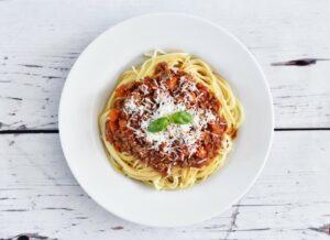 Spaghetti Bolognese ist nicht nur bei Kindern sehr beliebt.